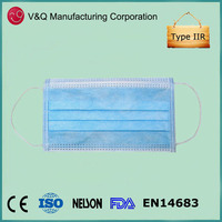 Dental disposable products factory PP spunbound cover mouth