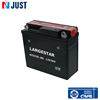 Super power maintenance free lead acid 12v 7ah motorcycle battery