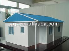 good quality of prefab house, luxury design, low cost