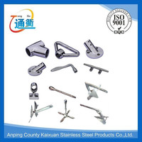 Stainless Steel Marine Parts Auto Parts