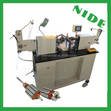 Mixer motor armature coil winding machine manufacturer