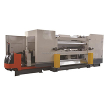 Carton Box Making Production line High Speed Automatic single facer corrugated carton machine