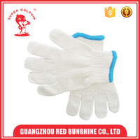 10G Popular Protective Seamless Industrial Cotton Gloves