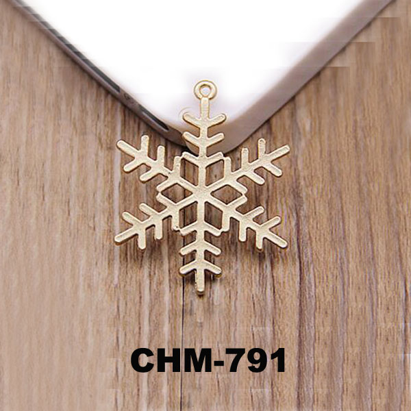 Snowflake Charms, Fashion Snow Charms Dangle For DIY Jewelry Gift Wholesale,Bag Jewelry Accessory