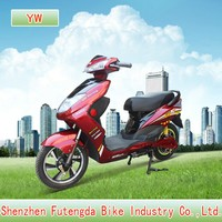 strong adult cool 48v 450w electric motor scooter for adults