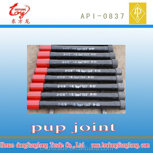 oil well casing and tubing grease oil pipe connector female nipple