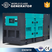 200Kw/250Kva Silent Type Backup Power Generator Diesel