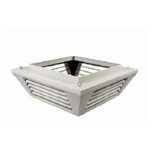 plastic steel air diffuser mushroom air vent