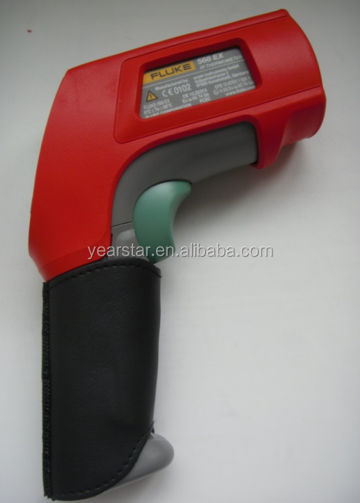 Intrinsically Safe Infrared and Contact Thermometer Fluke 568 EX
