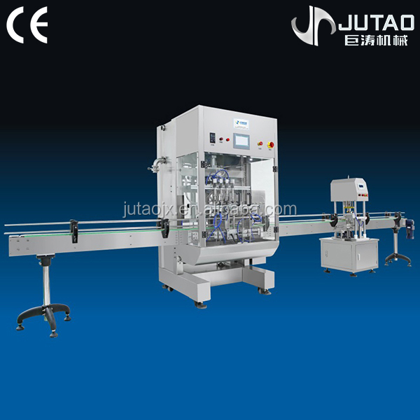 Still water famous automatic filling machine line