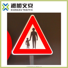 Wholesale of aluminum traffic safety road symbols signs