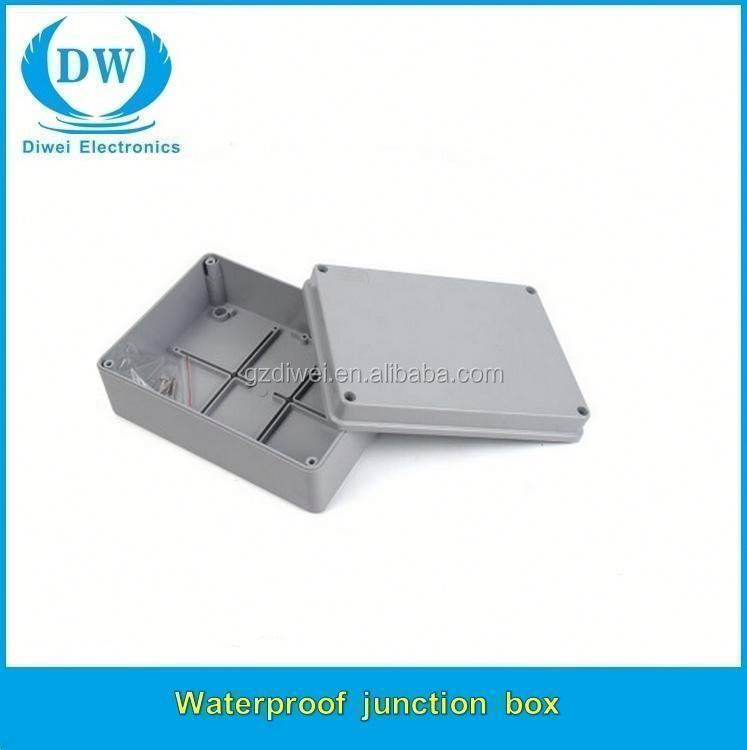 waterproof wiring box Most popular hinged plastic waterproof electrical enclosure made in china