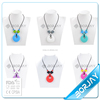 Fashion Jewelry Soft BPA Free Silicone Chew Pendant Teething Wholesale