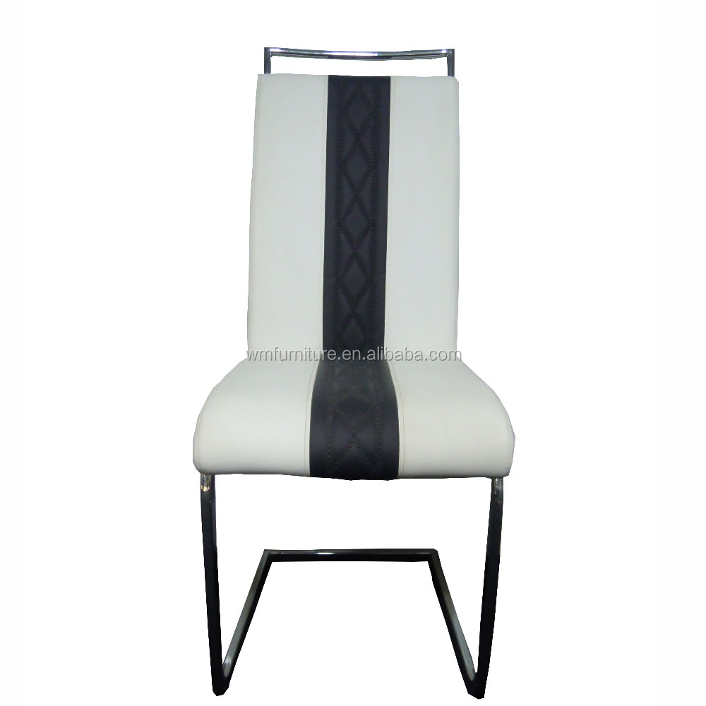 contemporary design PU leather kitchen chairs