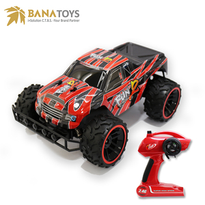 Kids cross country toy 1/8 scale model big rc cars