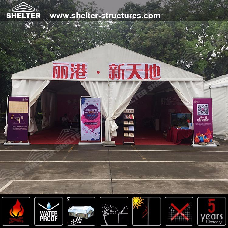 Newest design! outdoor portable car garage tents