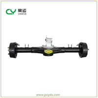 China CY electric tricycle / rickshaw spare parts rear axle differential