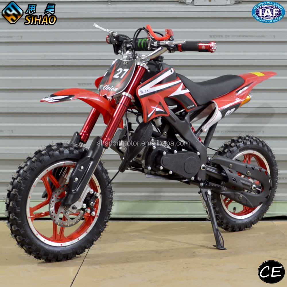 high quality 2 stroke dirt bike and gas dirt bike and motorcycles for kids