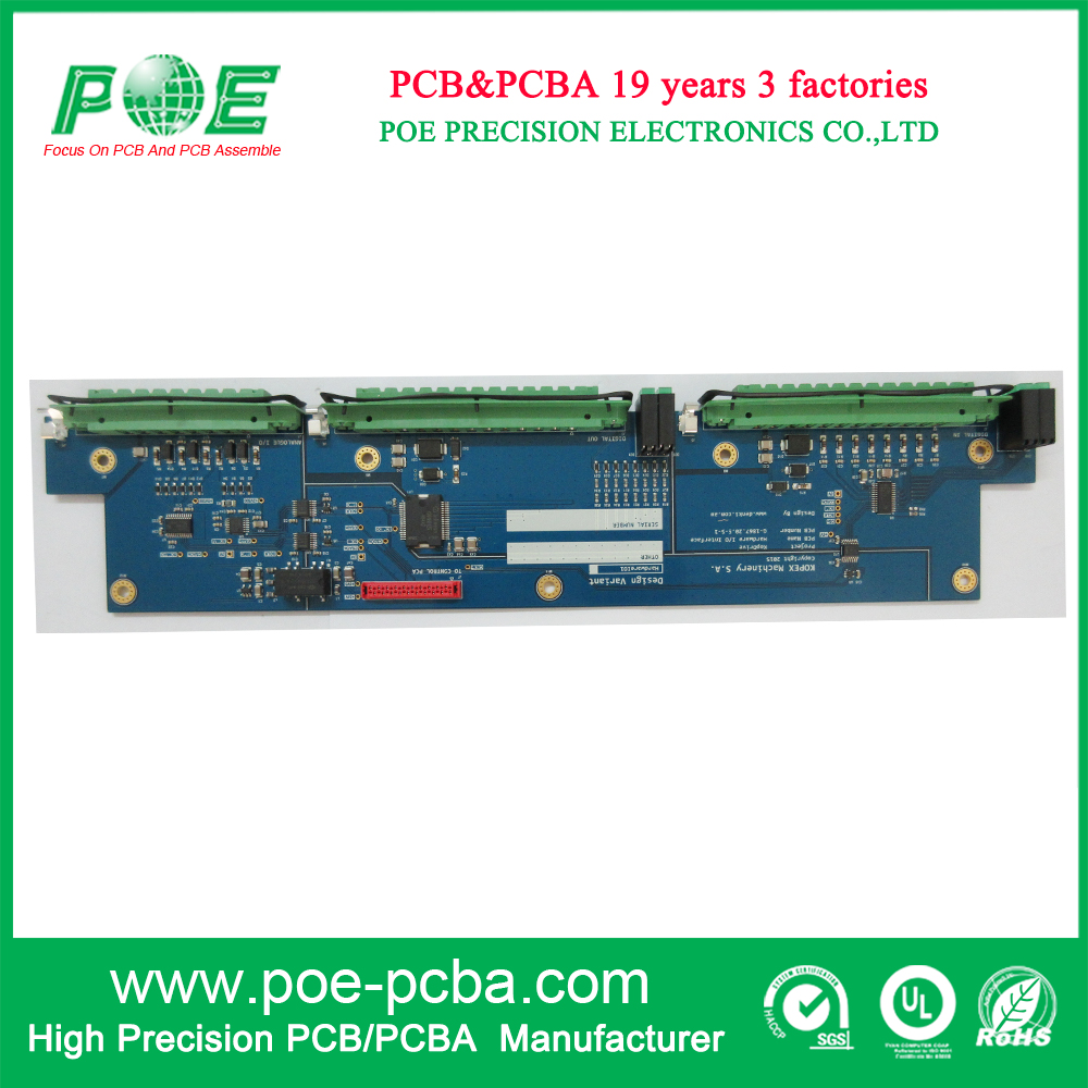 Mulitilayer PCB Assembly , Sensor PCBA, PCB PCBA Shenzhen Factory