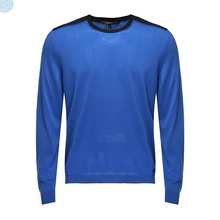 Unique Cashmere Running Man Wool Knit Cardigan Sweater For Men