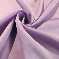 dyed Polyester satin fabric stock lot china supplier