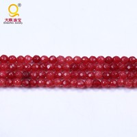 4mm round faceted jade stone raw jade stone wholesale