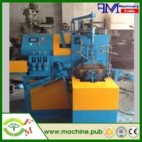 Leading technology hanger shot blasting machine