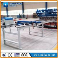 Hot Sales in Singapore Steel Security Fence Wire Mesh Welded Machine
