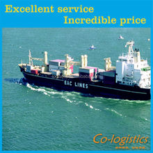 Shenzhen Shanghai sea freight forwarder shipping service to USA---Shining skype:colsales06