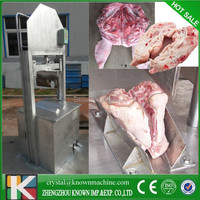 china commercial electric sheep head cutting machine