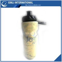 paper insert sports bottle, aluminum paper insert water bottle,paper insert bike bottle