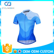 2016 quick dry women clothing specialized cycling jersey
