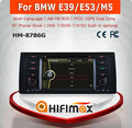 HIFIMAX 7'' WIN CE 6.0 Car DVD Stereo For BMW 5 Series(1996-2003)/Car MP3 Player for BMW E39