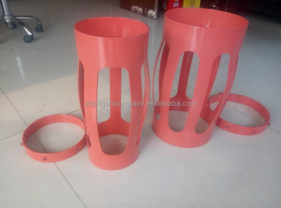 Slip on Single Piece Bow Spring Centralizer Integral centralizer
