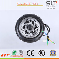 "8"" 36V 350W brushless geared hub motor for E-scooter"