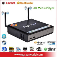 Egreat R200S Pro 3D HDD 1080p video media recorder