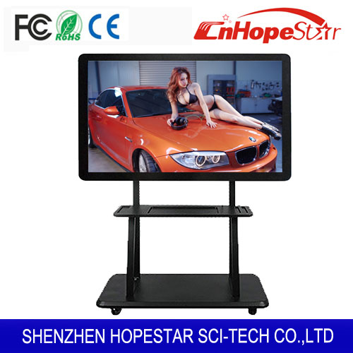 Brand new lcd display in advertising player lcd advertising player multimedia advertising player