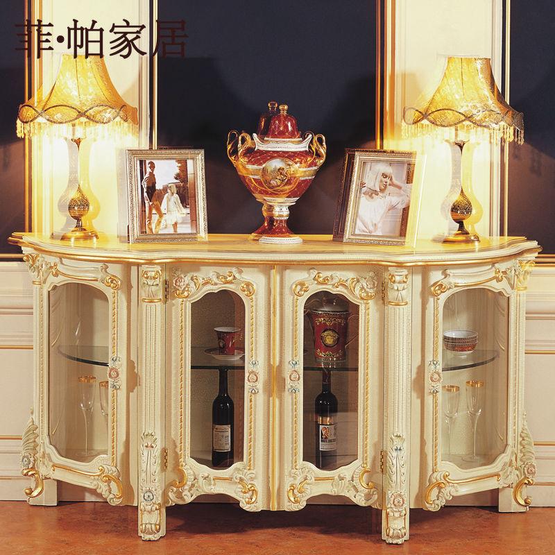 Mueble antiguo estilo franc s reproducci n de muebles - Muebles estilo antiguo ...