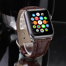 Leather Buckle Wrist Watch Band Strap Belt For Apple Watch 42mm 38MM For Sport Satandard Edition