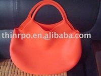 Silicone shpping bag, handbag
