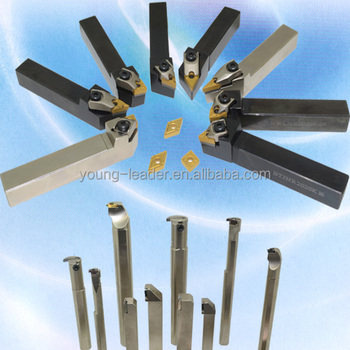 CNC machine tool holder indexable carbide inserts turning tool