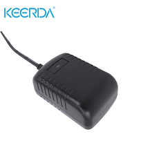 100-240 input universal ac dc adapter power supply for mp3 player DVD player set top box cctv camera