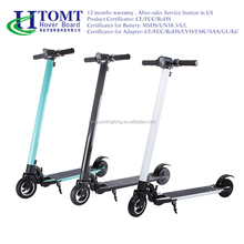 aluminum folding 2 wheel adult hybrid kick scooter electric for adult