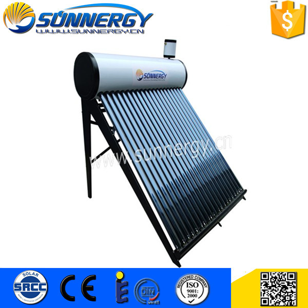 Color Housing Material Solar Boilers(100L) calentadores solares