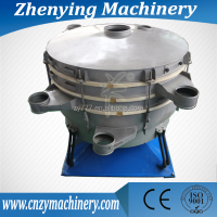 ZYY fine powder tumbler screening machine manufacturer with CE &ISO