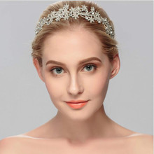 Good quality miss world crystal tiara Factory directly fancy hair accessories wholesale crowns and tiaras