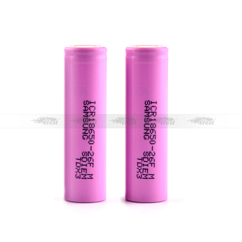 Original Samung 30Q 3000mAh 3.7V lithium battery 18650 battery for box mods on sales