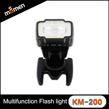 New Style Mini Camera Flash Speedlight Universal For SLR Camera i-TTL,ETTL Flash Mode With LCD Screen Display High Speed Control