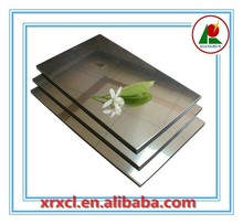 Best Quality PE/PVDF Building materials marble-look wall paneling aluminum composite panel