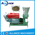 Factory Direct Supply Flat Die Diesel Small Pellet Press